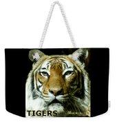 Tigers Mascot 4 Weekender Tote Bag