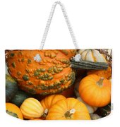 Time For Fall Weekender Tote Bag