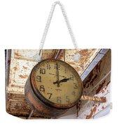 Time Stood Still 1 Weekender Tote Bag