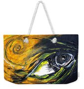 Tiny Fish Big Weekender Tote Bag