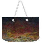 Tiny Sunset Weekender Tote Bag