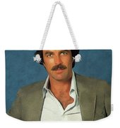 Tom Selleck, Actor Weekender Tote Bag