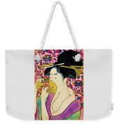 Top Quality Art - Woman With A Comb Weekender Tote Bag