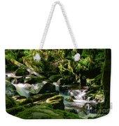Torc Waterfalls Two Weekender Tote Bag