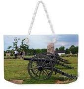 Touring The Gettysburg Battlefield Weekender Tote Bag
