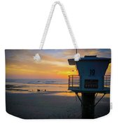 Tower 19, Office With A View Weekender Tote Bag