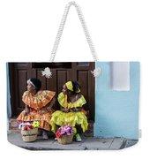 Traditional Meets Modern Weekender Tote Bag