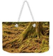 Trail Of Roots Weekender Tote Bag