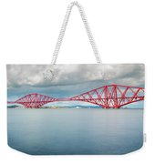 Train Bridge - Forth Of Fifth Weekender Tote Bag