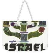 Trans World Airlines - Israel - Vintage Travel Poster Weekender Tote Bag