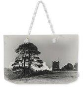 Tree And Tower Weekender Tote Bag
