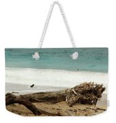 Tree Bark Weekender Tote Bag