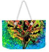 Tree Of Faith Weekender Tote Bag