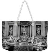 Trevi Fountain - Fontana Di Trevi Weekender Tote Bag