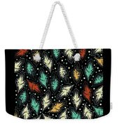 Tropical Design Pattern Weekender Tote Bag