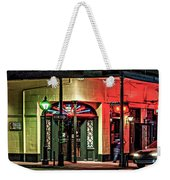 Tujague's Weekender Tote Bag