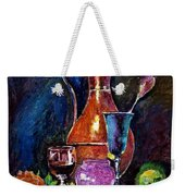 Tulip In Still Life Weekender Tote Bag
