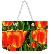 Tulips 2019d Weekender Tote Bag
