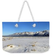 Turnagain Arm And Chugach Range From Hope Alaska Weekender Tote Bag