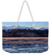 Turnagain Arm At Dawn Alaska Weekender Tote Bag