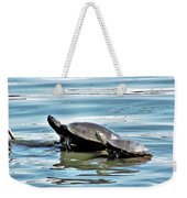 Turtles - Mother And Child Weekender Tote Bag
