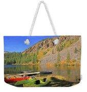Twin Lakes Weekender Tote Bag