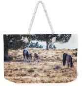 Two For One Weekender Tote Bag by Belinda Greb