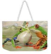 Two Princes Weekender Tote Bag