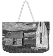 Two Sheds In Blue Rocks #2 Weekender Tote Bag