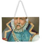 Tycho Brahe Illustration Weekender Tote Bag