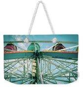 Under The Ferris Wheel Weekender Tote Bag