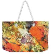Under The Surface Weekender Tote Bag