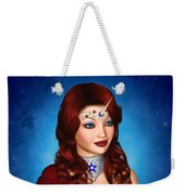 Unicorn Princess Adoria Weekender Tote Bag