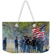 Union Infantry Advance Weekender Tote Bag