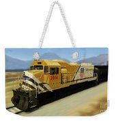 Union Pacific 2014 At Work Weekender Tote Bag