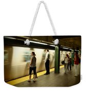 Union Square Station No.1 Weekender Tote Bag