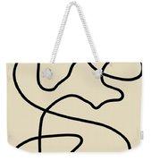 Untitled Iv Weekender Tote Bag