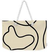 Untitled V Weekender Tote Bag