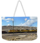 Up 5400 Passing Through Weekender Tote Bag