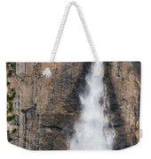 Upper Yosemite Fall Weekender Tote Bag