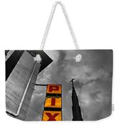 Urban Night Colorized  Weekender Tote Bag