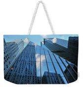 Urban Skies Weekender Tote Bag