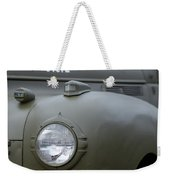 Us Army Staff Car World War II Weekender Tote Bag