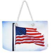 U.s. Flag 5 Weekender Tote Bag