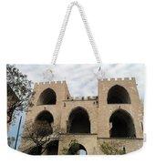 Valencia Fort Building Weekender Tote Bag