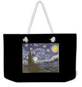 Van Goh Starry Night Weekender Tote Bag