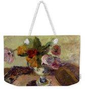 Vase Of Flowers 1886 Weekender Tote Bag