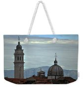 Venice Tower And Dome Weekender Tote Bag