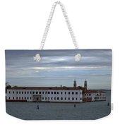 Venice Water Scene Weekender Tote Bag