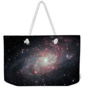Very Detailed View Of The Triangulum Galaxy Weekender Tote Bag